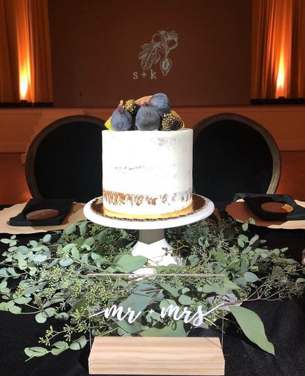 Cake Centerpieces