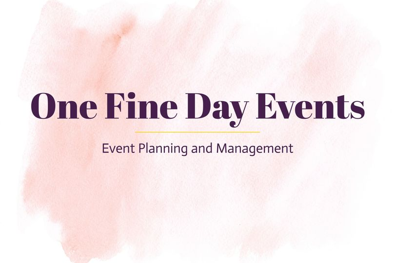 One Fine Day Events