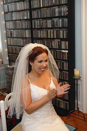 Wedding Day After...Simply Stunning!