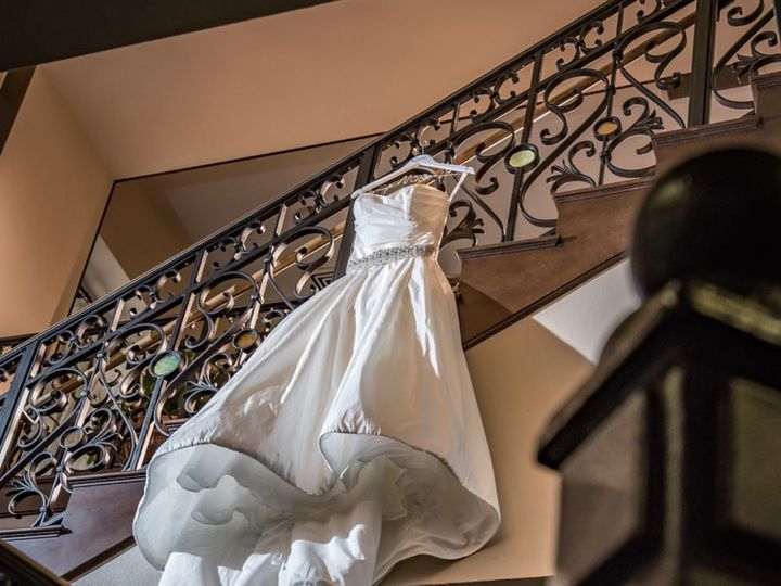 Tmx 1520345115 Ccdf958eec537426 1520345113 937738d5413deab9 1520345112699 11 Gown On Stairs Myrtle Beach, SC wedding venue