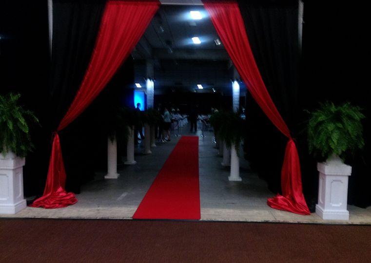 Entrance Gala