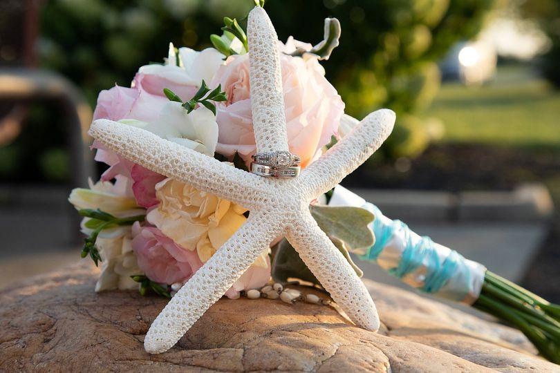 Beach wedding kmphotography