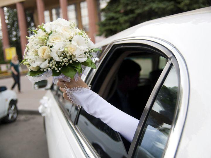 Tmx 1380684479996 Astellina Events Bride White Flowers Car Pine Brook wedding planner
