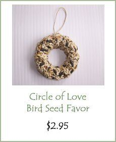Tmx 1279131012510 Circleoflovebirdseedfavor Monroe wedding favor