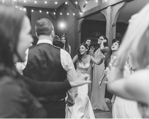 Wedding Reception - bride - 3 West Productions