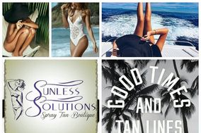 Sunless Solutions Spray Tan Boutique