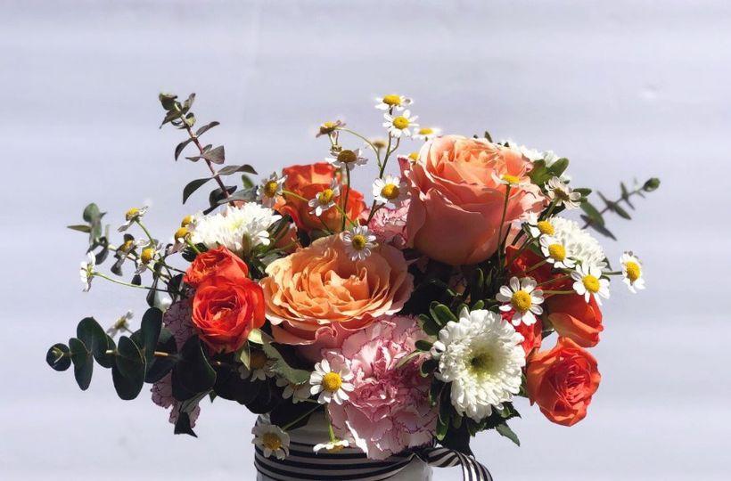Summery arrangement