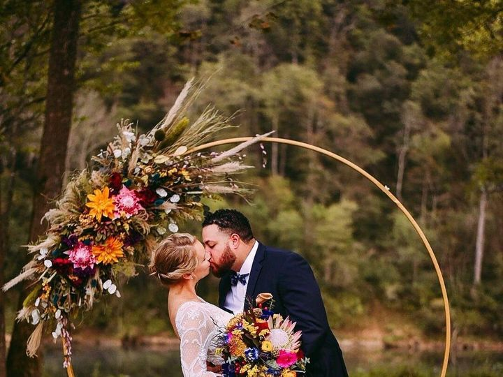 Tmx David And Ariana 51 1067517 158274680715060 Eureka Springs, AR wedding planner