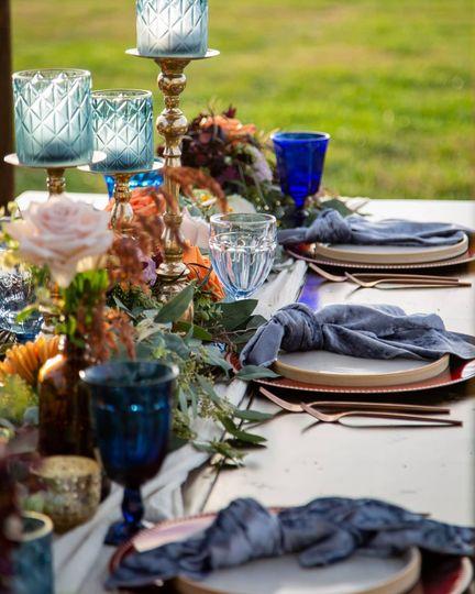 Tuscan Hillside Wedding