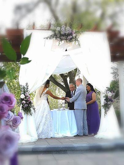 Michael Lance Barrett  Wedding Ministry