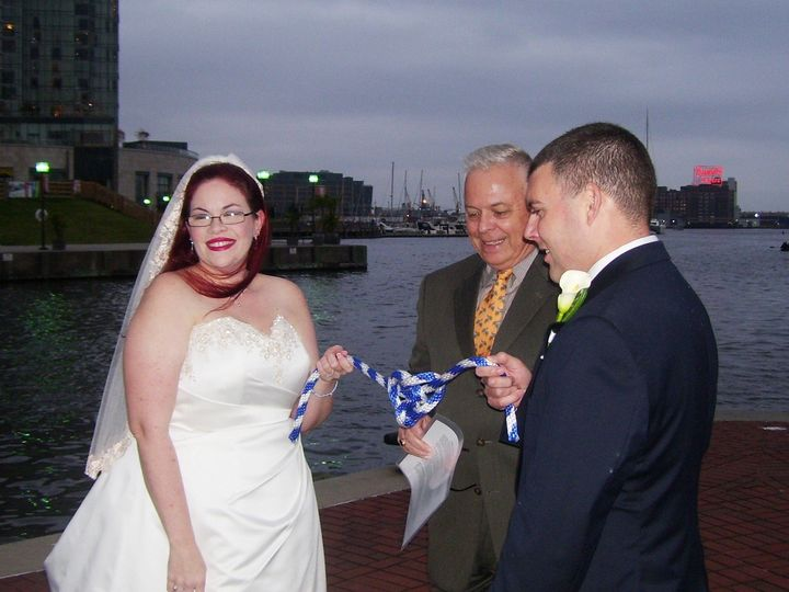 Tmx 1386777225664 2013 Faithmatthew 19oct 00 Baltimore, Maryland wedding officiant