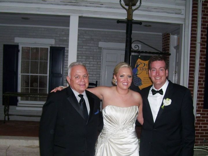 Tmx 1473953726126 Mlb With Matt  Chrissy Baltimore, Maryland wedding officiant