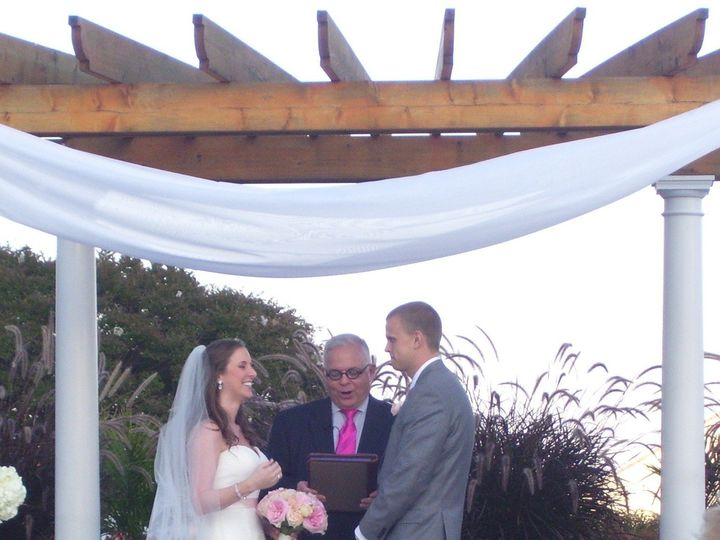 Tmx 1473953865473 Jillian  Jason 20sept2014 001 Baltimore, Maryland wedding officiant