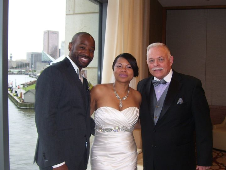 Tmx 1473953915989 Carmelitaaaron Harley 03oct2015 4 Baltimore, Maryland wedding officiant