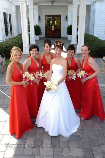 jen bridesmaids