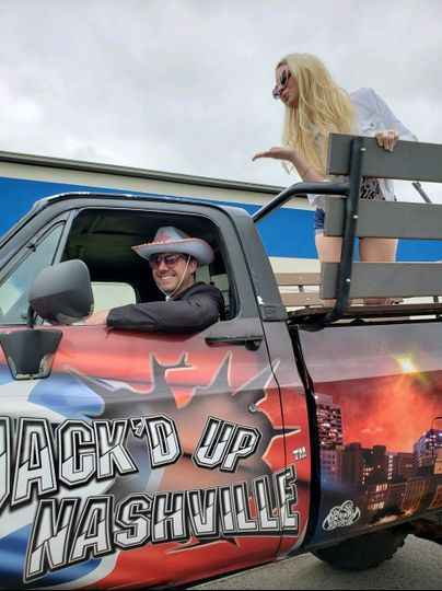 Nashville monster truck bash
