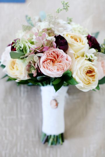 Bridal bouquet | Jeri Houseworth Photography