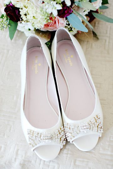 Bridal shoes | Jeri Houseworth Photography