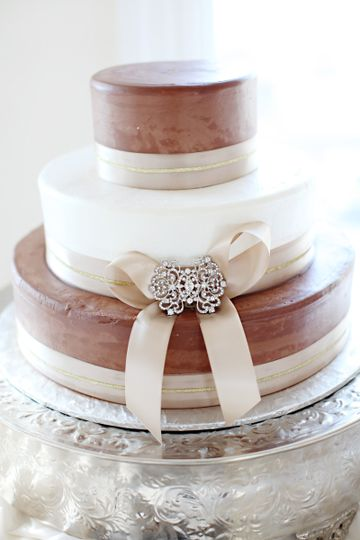 Wedding cake | Jeri Houseworth Photography