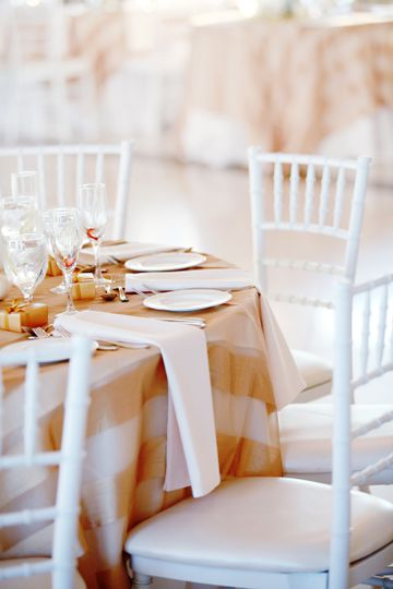 Reception table and chairs | Jeri Houseworth Photography