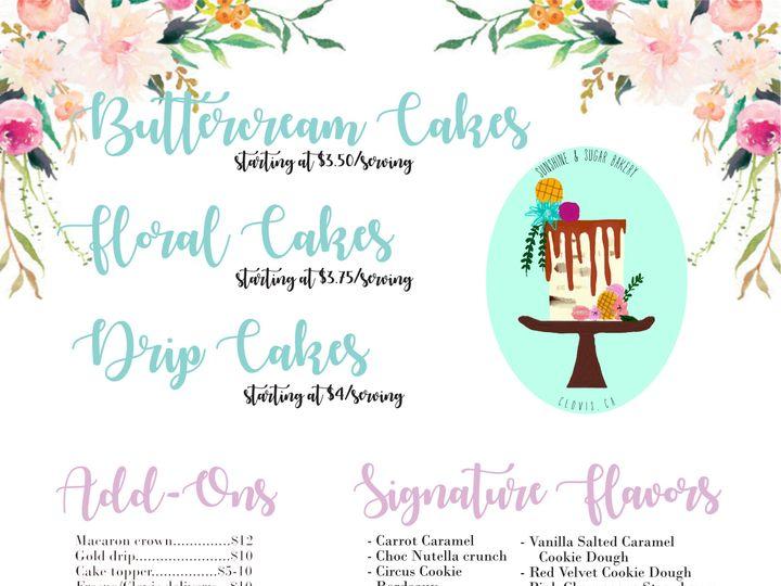Tmx Dessertmenu 51 938517 Gahanna, OH wedding cake