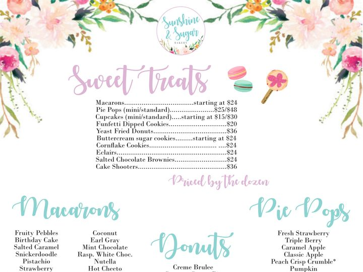 Tmx Treatmenu 51 938517 Clovis wedding cake