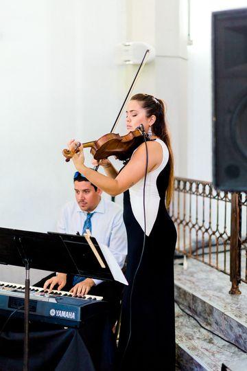 Eleganza violin & piano