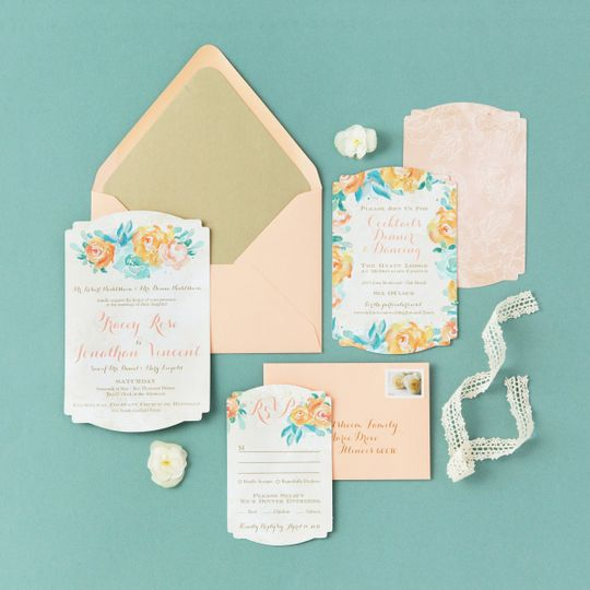 st louis wedding invitation design modern custom00
