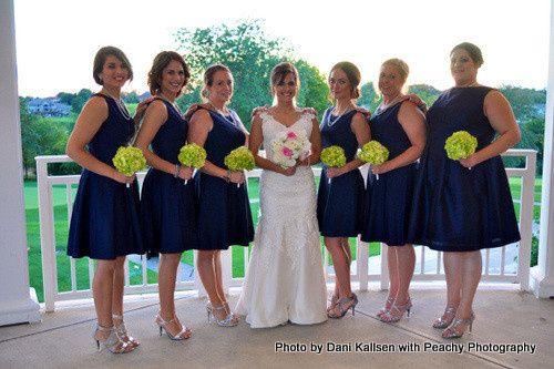 Tmx 1414438840570 Bridal Party 002 Urbandale, Iowa wedding florist
