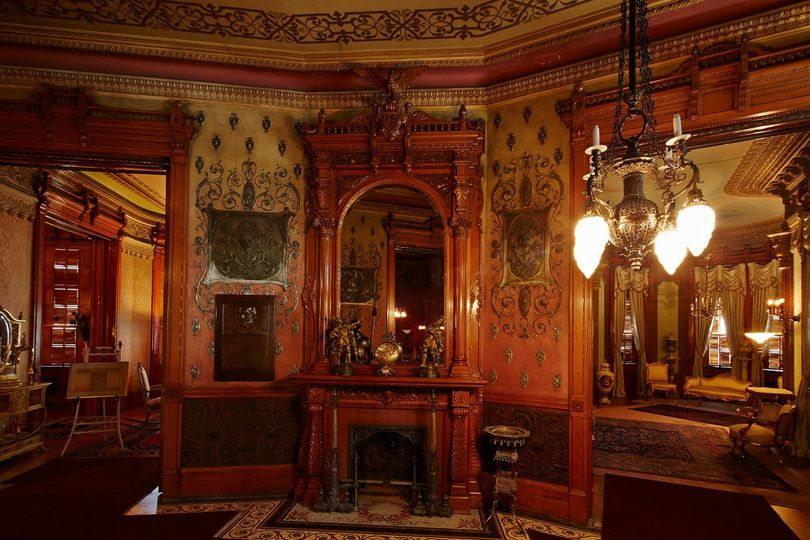 As you step into the house, you will be surrounded by original turn-of-the-century interiors in the...