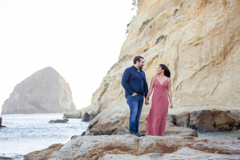 Love on the coast