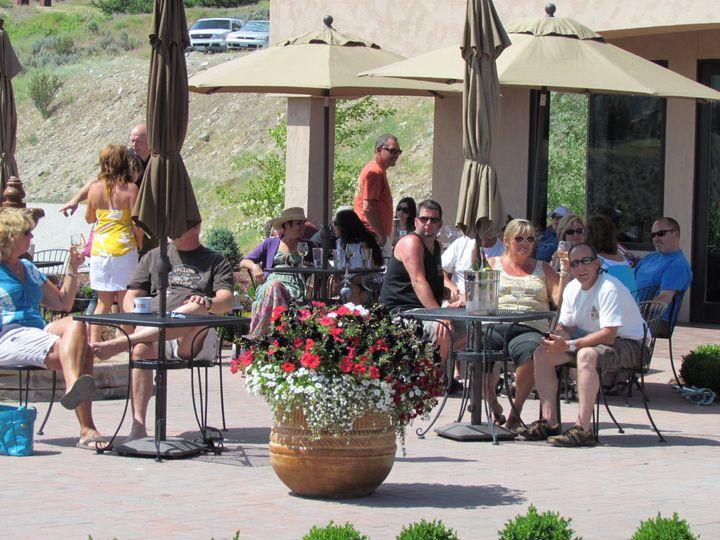 Tmx 1408415639097 Copy Of Benson Winery 7 3 2011 007 Chelan wedding band