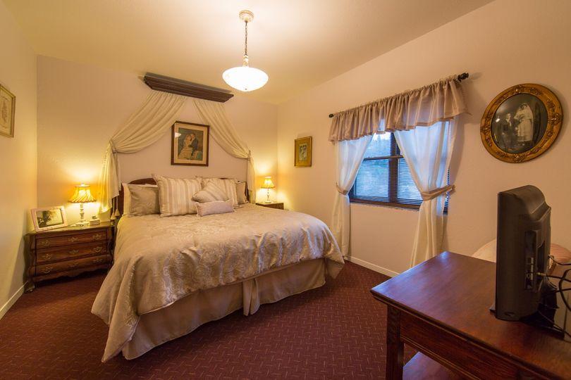 Bridle Suite Bedroom