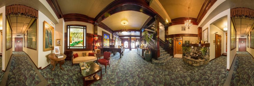 Historic Lobby Panorama