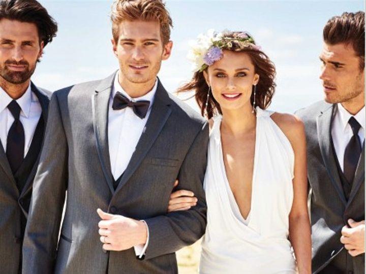 Tmx Grey Suit 51 1022617 Worcester, Massachusetts wedding dress