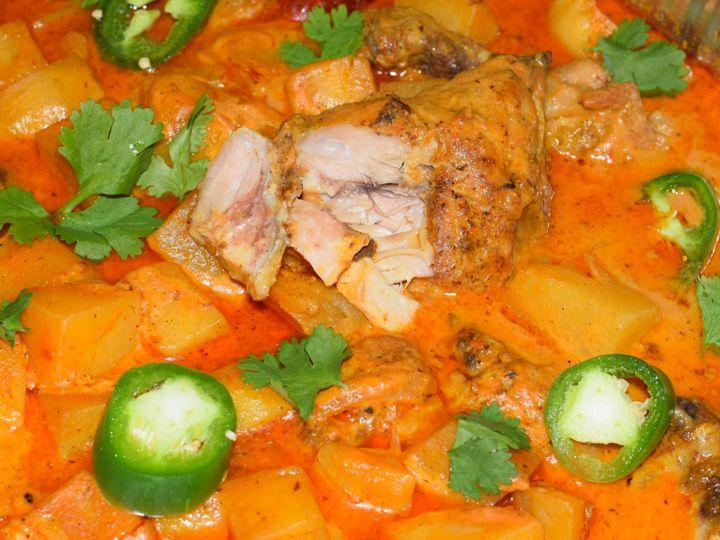 Tmx Chicken Curry Buffet 51 952617 Garner, NC wedding catering