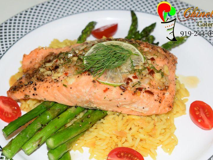 Tmx Herb Crusted Salmon 51 952617 Garner, NC wedding catering