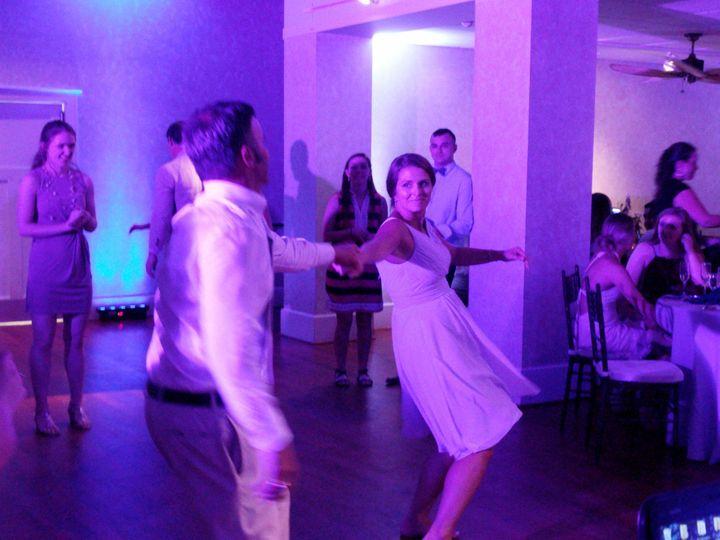 Fun dancing