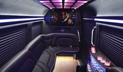 Dream Ride Luxury Executive Sprinter 1