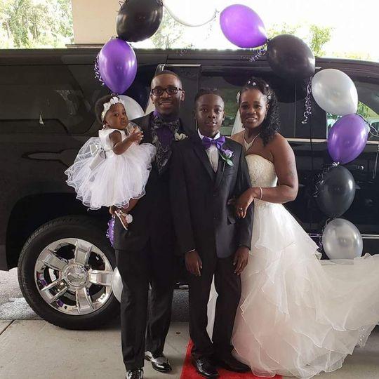 A beautiful Family Affair