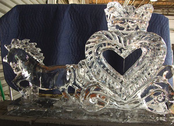 Tmx 1291747862512 IceSculpture28 North Babylon wedding florist