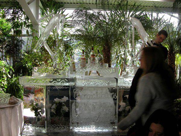 Tmx 1291747887215 Icebartable12 North Babylon wedding florist