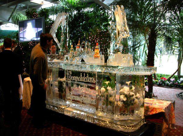 Tmx 1291747893668 Icebartable13 North Babylon wedding florist