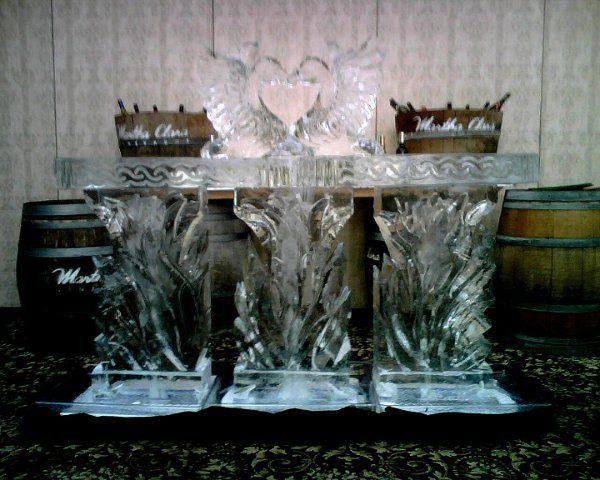 Tmx 1291747896090 Icebartable14 North Babylon wedding florist