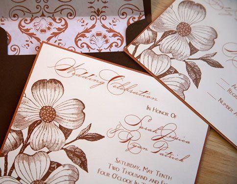 Tmx 1227922034619 Dogwood Blossoms Lb Ventura wedding invitation