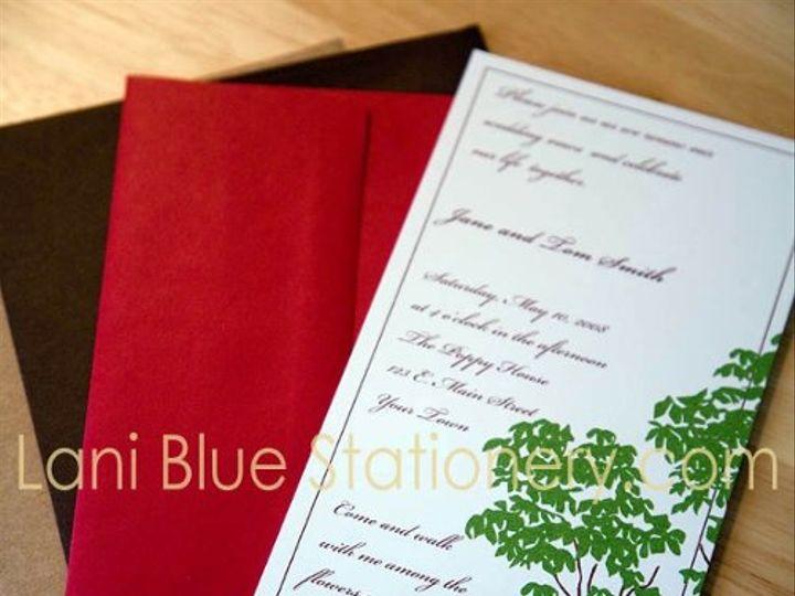 Tmx 1228780031393 Poppy Invite Etsy Ventura wedding invitation