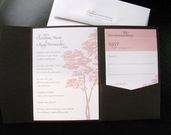 Tmx 1290560653051 Birchpocket2 Ventura wedding invitation