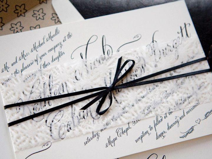 Tmx 1341598846942 Kathleen1 Ventura wedding invitation