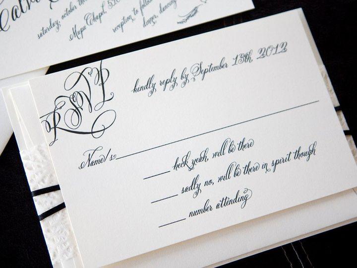 Tmx 1341598853337 Kathleen3 Ventura wedding invitation