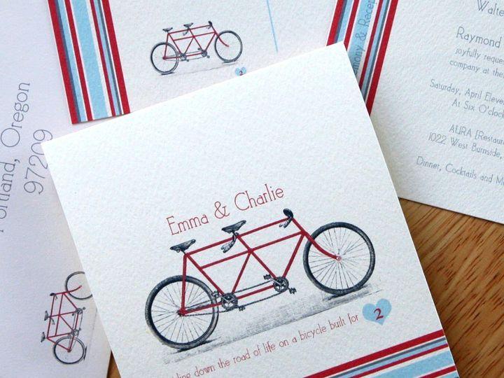 Tmx 1341598866081 Bike1 Ventura wedding invitation